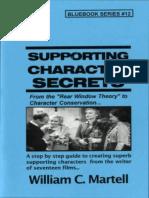 Supporting Character Secrets (Screenwrit - Martell, William C_.epub