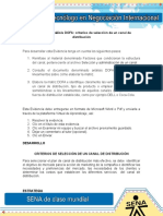 Evidencia 1 Analisis DOFA
