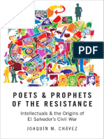 Chávez, Joaquín Mauricio-Poets and Prophets of the Resistance _ Intellectuals and the Origins of El Salvador's Civil War-Oxford University Press (2017)