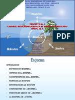 LA BIOSFERA (Presentacion)