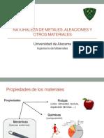 1. Naturaleza de Metales Aleaciones y Otros Materiales (1)