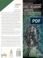 Genes, Organismo y Ambiente-Las Relaciones de Causa y Efecto en Biología-Richard C. Lewontin-1998-Libro.pdf