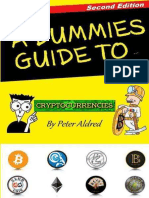 A Dummies Guide to Cryptocurrencies - Peter Aldred