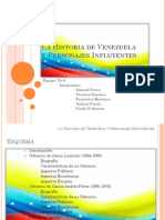 La Historia de Venezuela