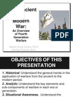 4generations of War