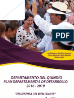 Documento Técnico Plan de Desarrollo Armenia