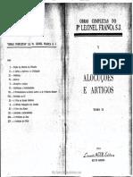 Pe. Leonel Franca - Alocuções Tomo II.pdf