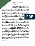 mozart horn quintet