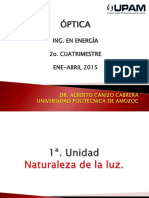 Optica - 01) Naturaleza de la Luz.pptx