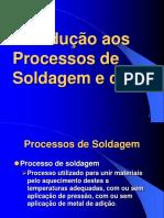 Curso Inspetor de Solda - Módulo 5 Processos de Soldagem