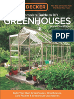 Black and Decker - The Complete Guide to DIY Greenhouses - 2E (2017)