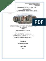 Avance Topo 2 Informe 2