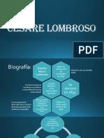 Cesare Lombroso Diapositivas