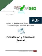 orientacion y educacion sexual