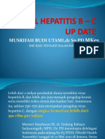 Viral Hepatitis b – c Jadi