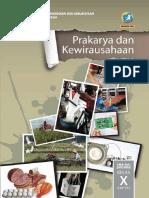 Prakarya Dan Kewirausahaan Sm 2 - Buku Siswa10 Melihat.net