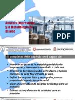 1.1.- Analisis y Diseño Empresarial
