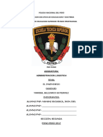 Administracion El Inventario Aser Imprimir