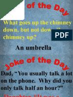 Jokes Riddles