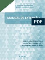 Manual de Extensão - 2ª Edição - Volume 1