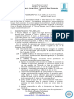 EDITAL (PROPP-RTR) n 65, de 05-05-2017. (1)