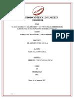 Monografia Deberes Del Juez