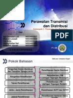 Perawatan Transmisi Dan Distribusi