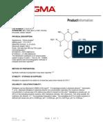Sigma n Ifedipine Info