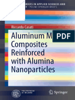 Aluminum Matrix Composites Reinforced With Alumina Nanoparticles