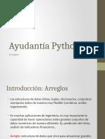 Arreglos1 Python