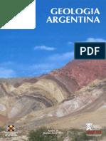 Geología Argentina - Servicio Minero Geológico Argentino