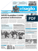 El Siglo Edicion Impresa 16-07-2017