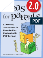 Ideas for Parents--52 Weekly Newsletters.pdf