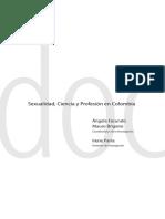 Sexualidad Ciencia Profesion Colombia