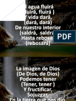 14 El Agua Fluirá