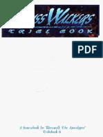 Werewolf the Apocalypse - Tribebook - Glass Walkers (2º Edition)
