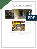 Control Del Sulfato de Cobalto 11