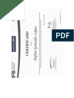 Certificado Bancario - Bcp