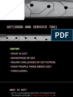 gst good and service tax