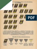 Dienstrangabzeichen  der Politischer Leiter der NSDAP