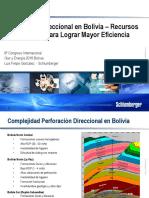 Perforacion Direccional en Bolivia