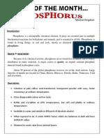 Drug Phosphorus