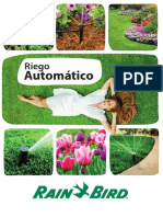 Auto Irrigation Brochure - manual de riego