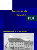 Hahnemann Sir Life
