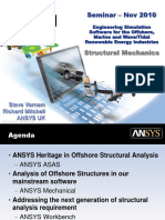 Offshore StructuralMechanics