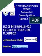 1 6 Presentation Echometer Pump Slippage