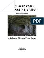 THE MYSTERY OF SKULL CAVE