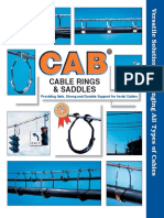 CAB Cable Rings and Saddles