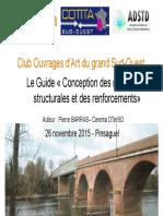 03- Le Guide Conception Des Reparations Structurales Et Des Renforcements