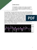 Historical Market Probability Indicator